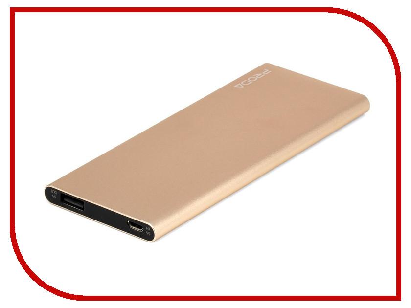 Аккумулятор Remax Proda Vangurad PP-V08 8000 mAh Gold<br>