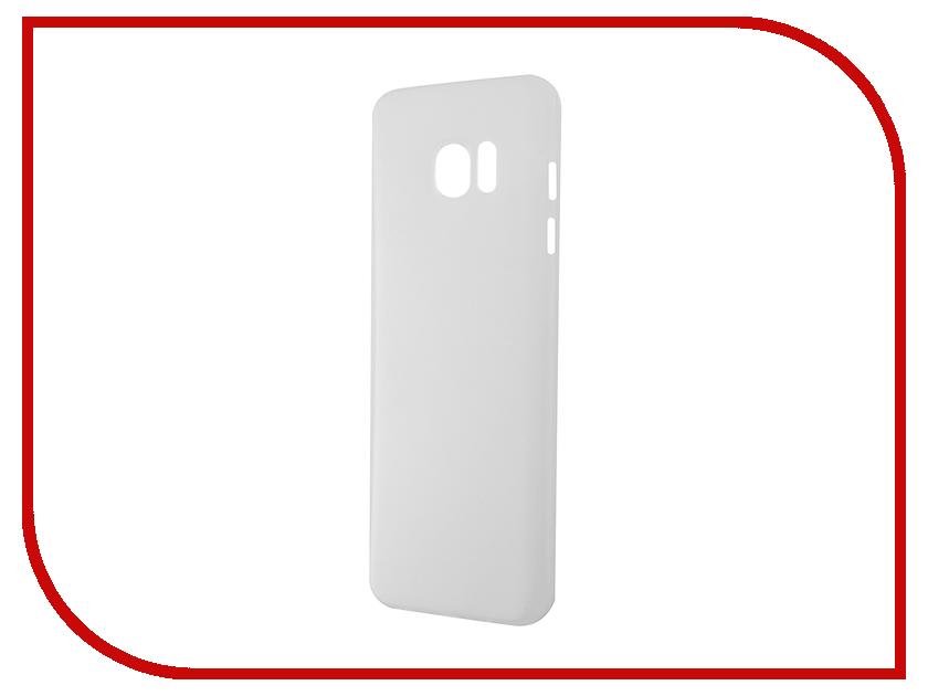 все цены на  Аксессуар Чехол-накладка Samsung Galaxy S7 Edge BROSCO Superslim White SS-S7E-PP-SUPERSLIM-WHITE  онлайн