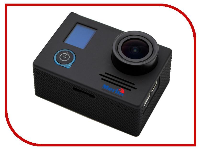 Экшн-камера Merlin 4k Procam медиаплеер merlin 4k android media hub