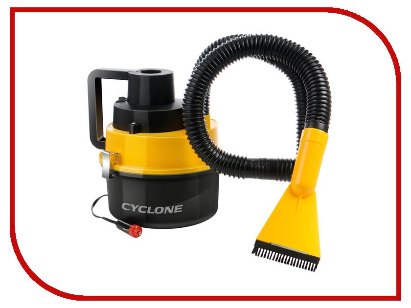 Пылесос Rolsen RVC-300 Black-Yellow<br>
