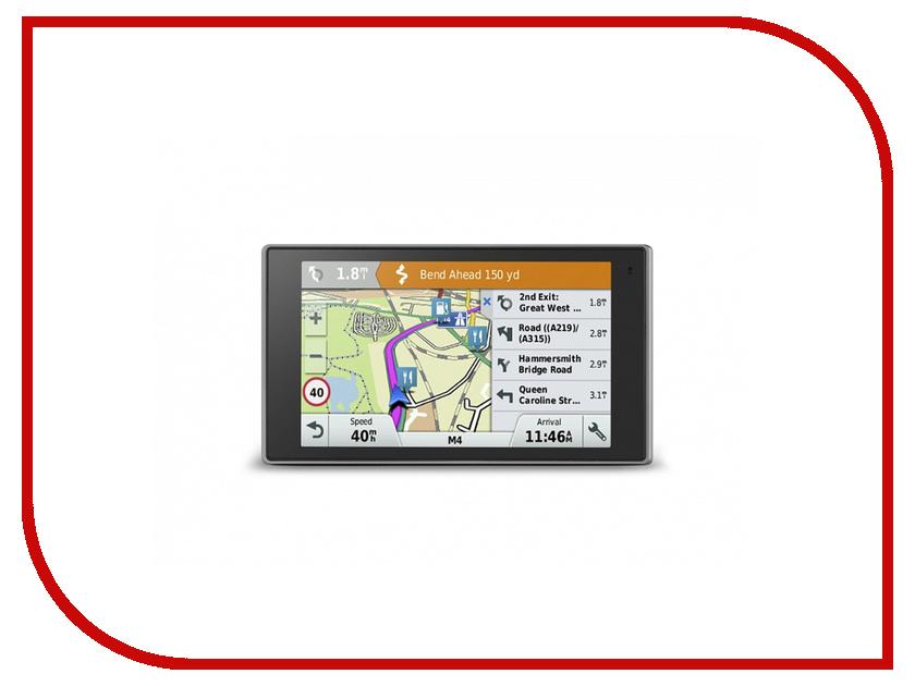 Навигатор Garmin DriveLuxe 50LM Europe 010-01531-17