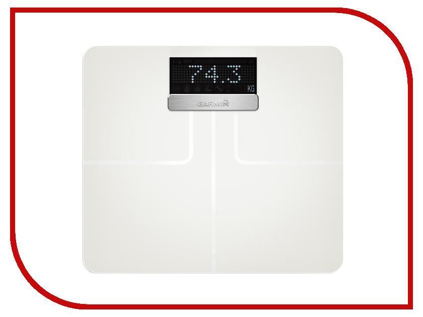 Весы Garmin Index 010-01591-11 White<br>