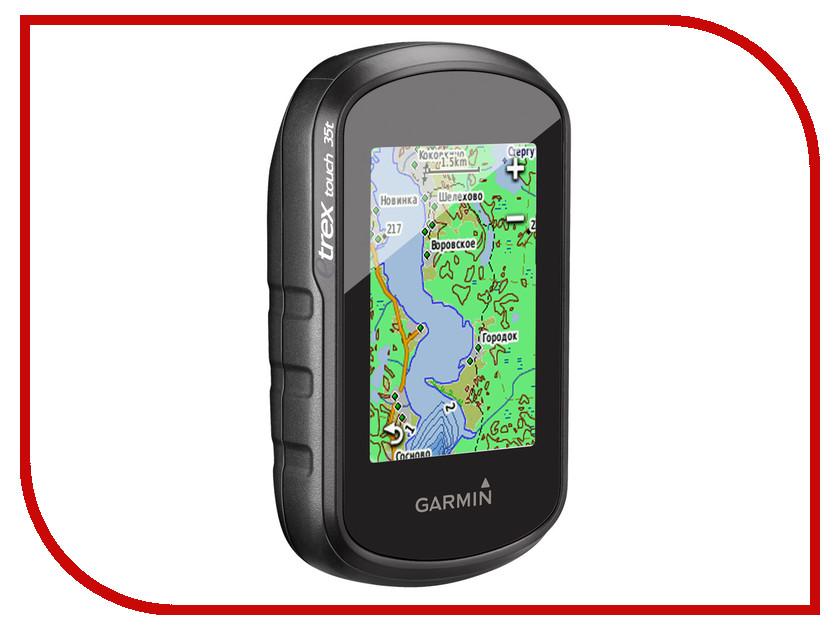 GPS-туристический Garmin eTrex Touch 35 Glonass Russia 010-01325-14