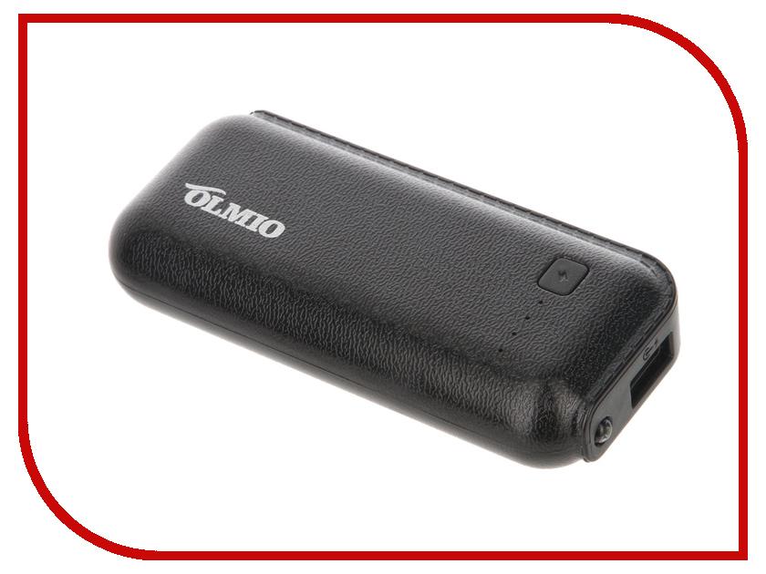 Аккумулятор OLMIO Power Bank 5000 mAh USB 1A ПР033944