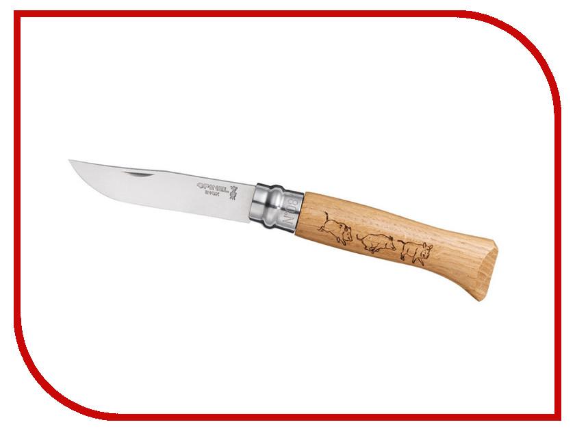 Нож Opinel Animalia №8 Кабан - длина лезвия 85мм 001624<br>