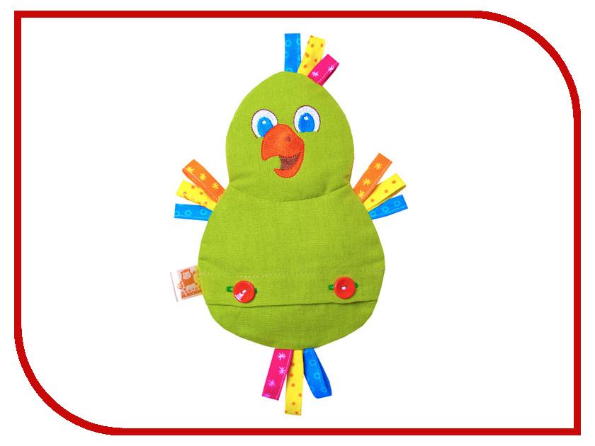 Игрушка Мякиши Попугай 240<br>