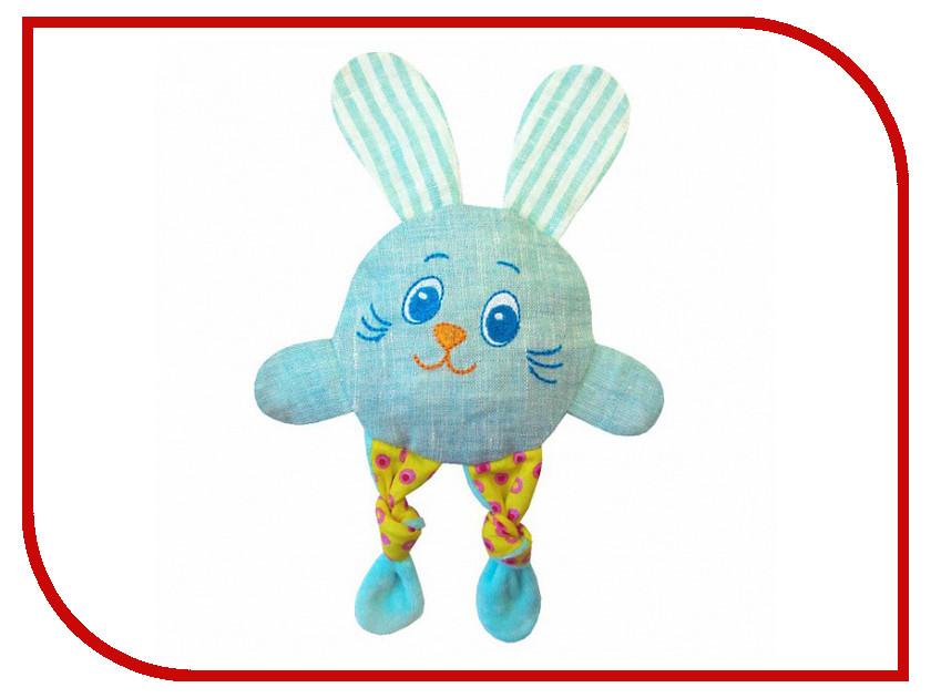 Игрушка-грелка Мякиши Крошка Зайка 181 мякиши 265 игрушка погремушка пирамидка зайка