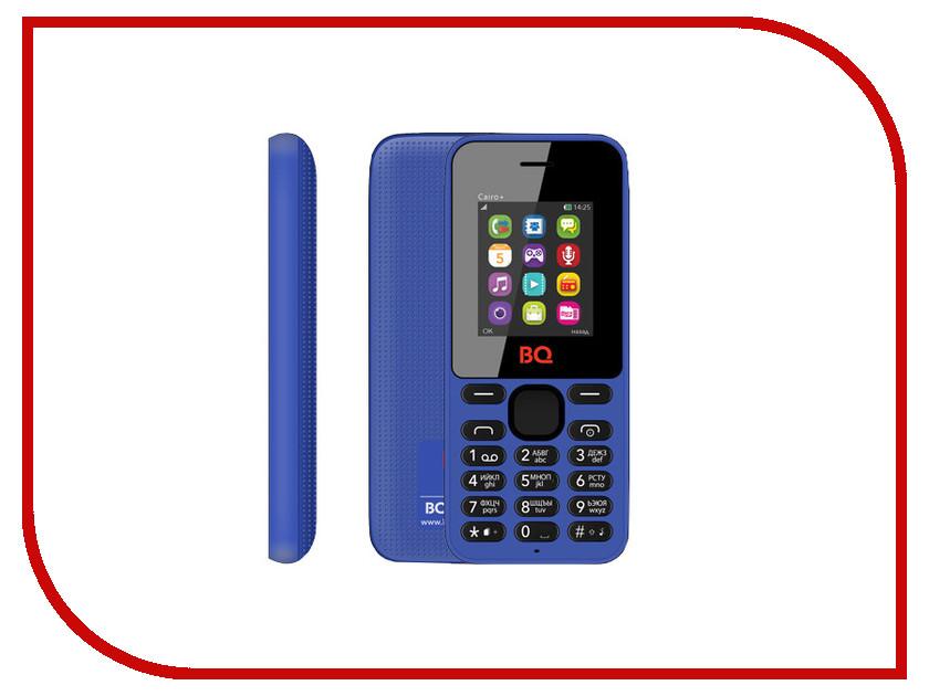 Сотовый телефон BQ BQM-1826 Cairo+ Dark Blue<br>