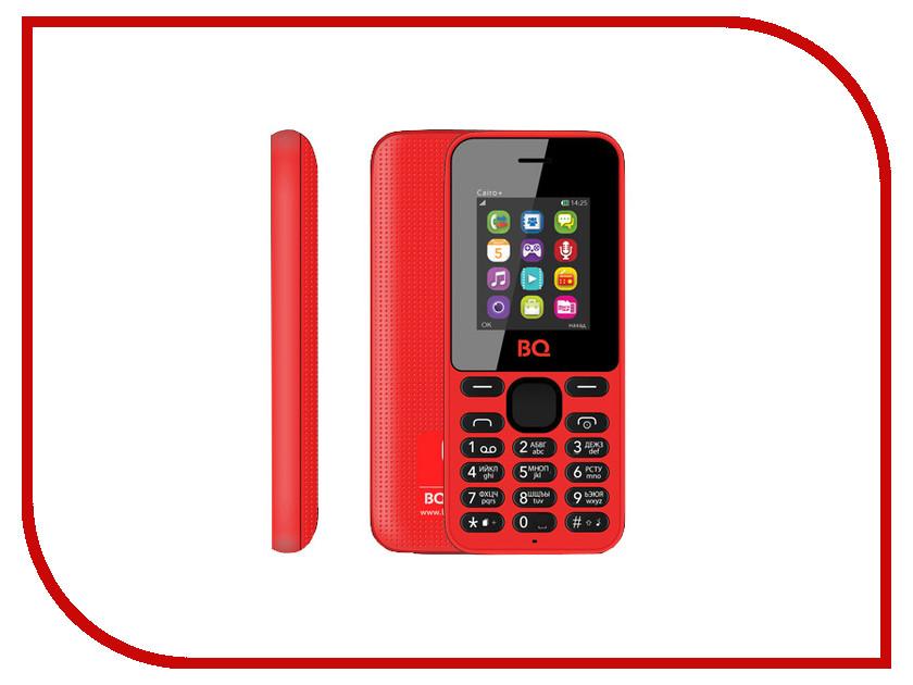 Сотовый телефон BQ BQM-1826 Cairo+ Red<br>