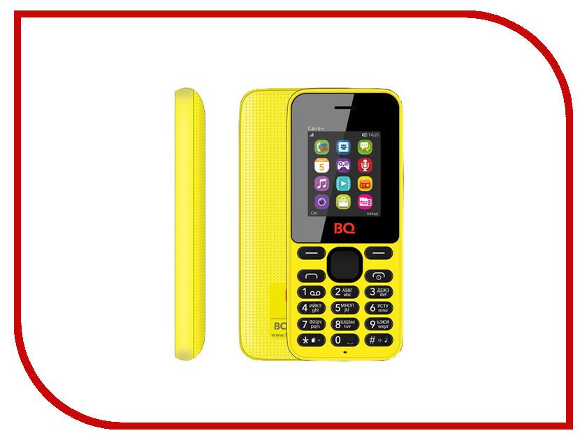 Сотовый телефон BQ BQM-1826 Cairo+ Yellow