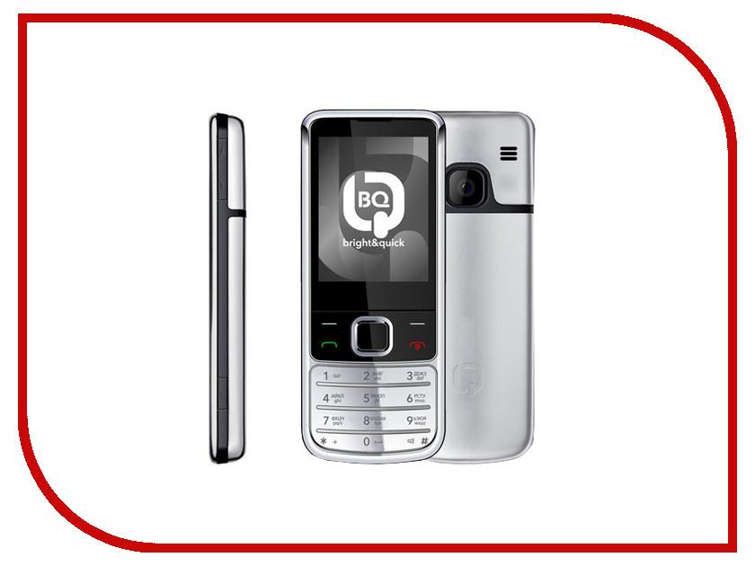 Сотовый телефон BQ BQM-2267 Nokianvirta Silver<br>
