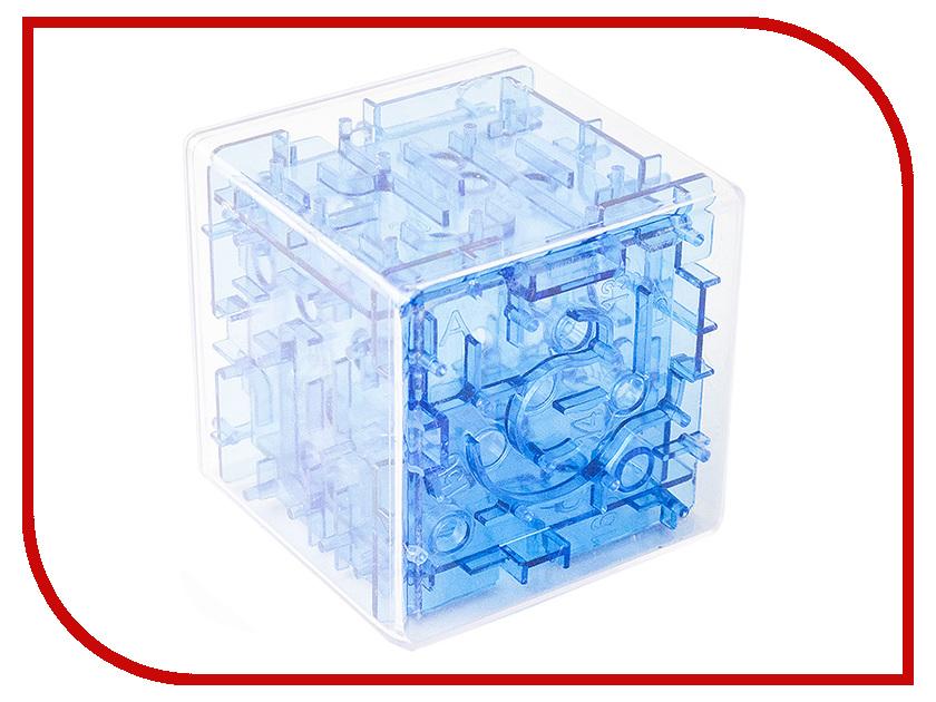 Головоломка Эврика Куб Blue 97525 dilemma головоломка дьявольский куб