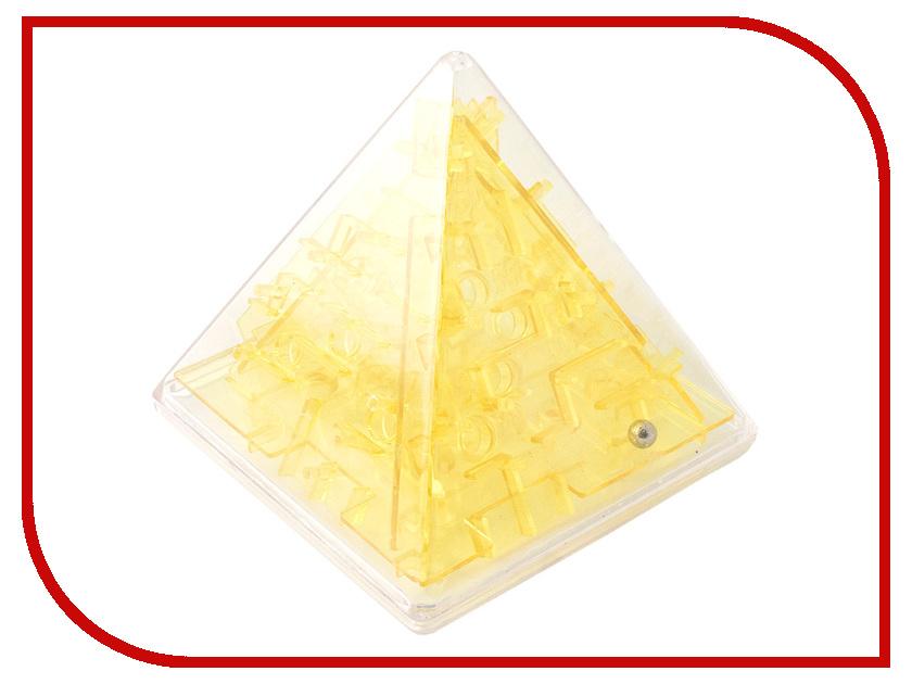 Игрушка Эврика Головоломка Пирамида Yellow 97520<br>