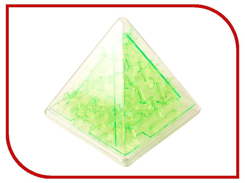 Игрушка Эврика Головоломка Пирамида Green 97521<br>