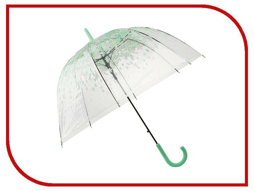 Зонт Эврика Цветы зеленые 97505<br>