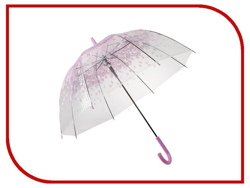 Зонт Эврика Цветы фиолетовые 97507