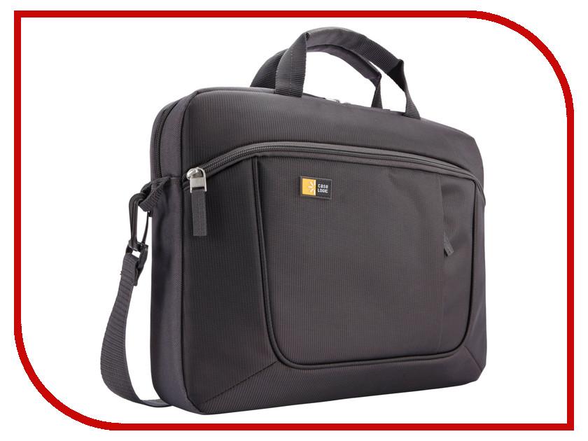 Аксессуар Сумка 15.6-inch Case Logic AUA-316 Black case logic vnb 217 black рюкзак для ноутбука 17
