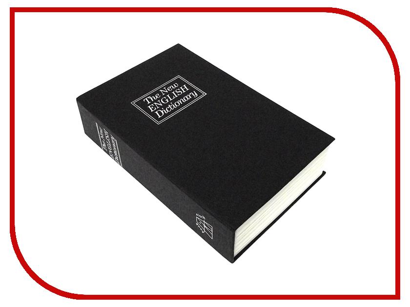 Шкатулка Эврика Сейф-книга Английский словарь Black 94792 от Pleer