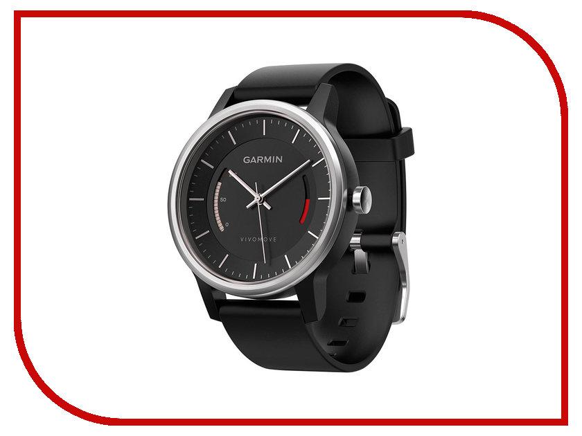 Умные часы Garmin Vivomove Sport Black 010-01597-00<br>