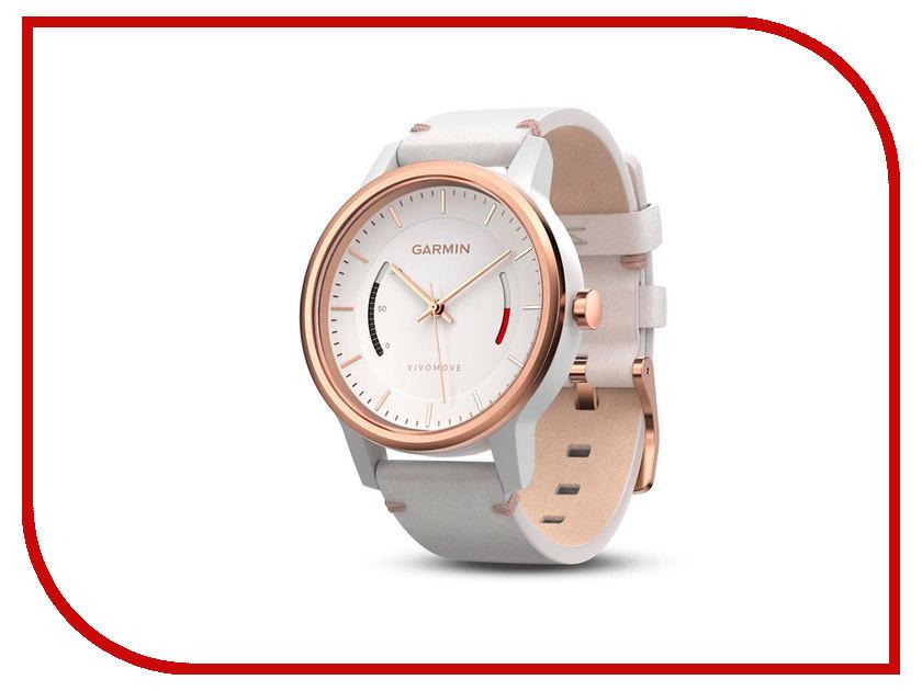 Умные часы Garmin Vivomove Classic Pink-Gold 010-01597-11