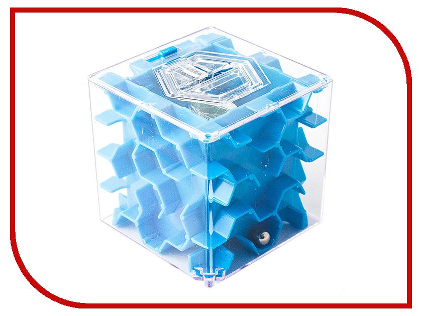 Копилка для денег Эврика Лабиринт Blue 97474