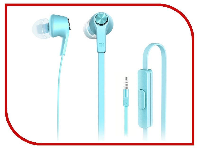 Гарнитура Xiaomi Piston Youth Blue<br>