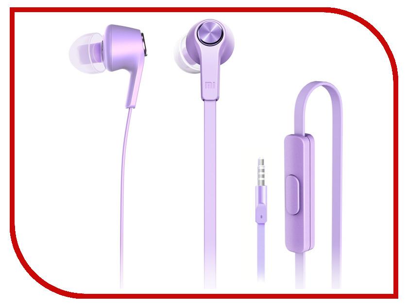 Гарнитура Xiaomi Piston Youth Purple<br>