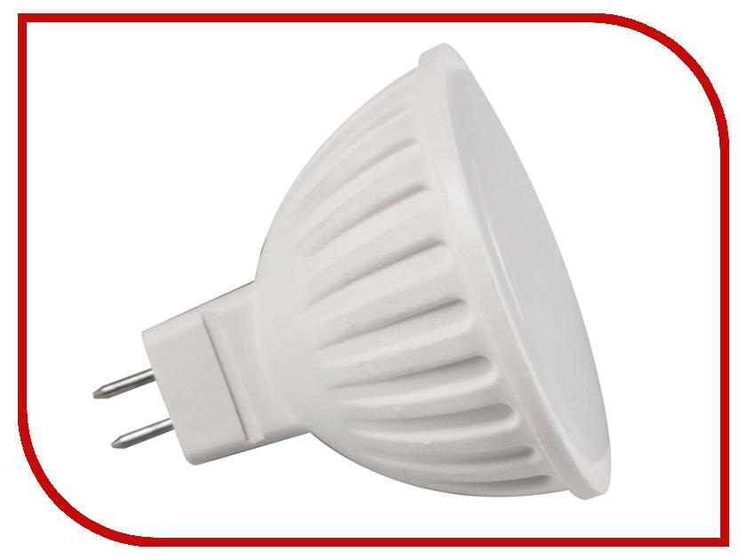 Лампочка Lieberg LBR-S-MR16-5W-GU5.3-220V-3000 L0104010<br>