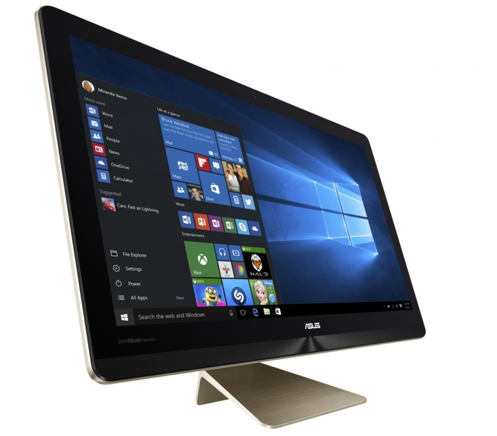 Моноблок ASUS Zen AiO Z240ICGK-GC080X Black 90PT01E1-M03840 (Intel Core i5-6400T 2.2 GHz/8192Mb/1000Gb + 128GB SSD/NVIDIA GTX 960M 2Gb/Wi-Fi/Cam/23.8/1920x1080/Windows) от Pleer
