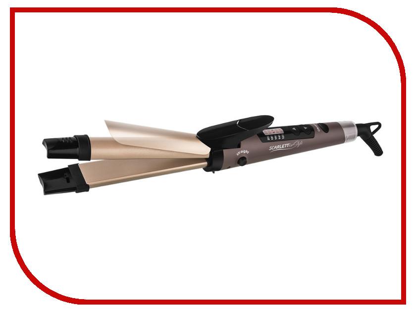 Стайлер Scarlett SC-HS60T51 Brown масляный радиатор scarlett sc oh67b03 9 black