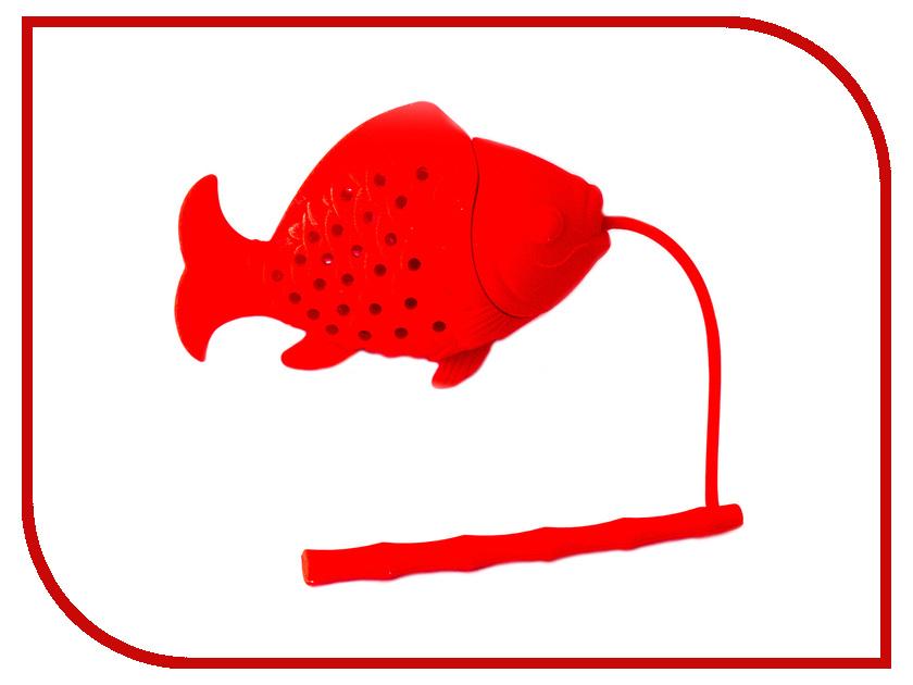 Гаджет Эврика Рыбка Red 97472