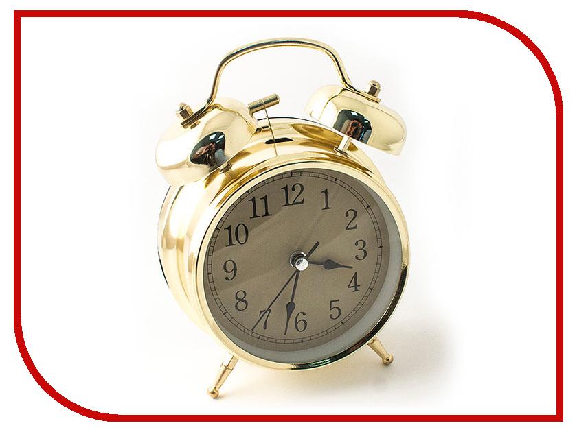 Часы Эврика 97494 Gold часы эврика античасы классика белая стеклянные