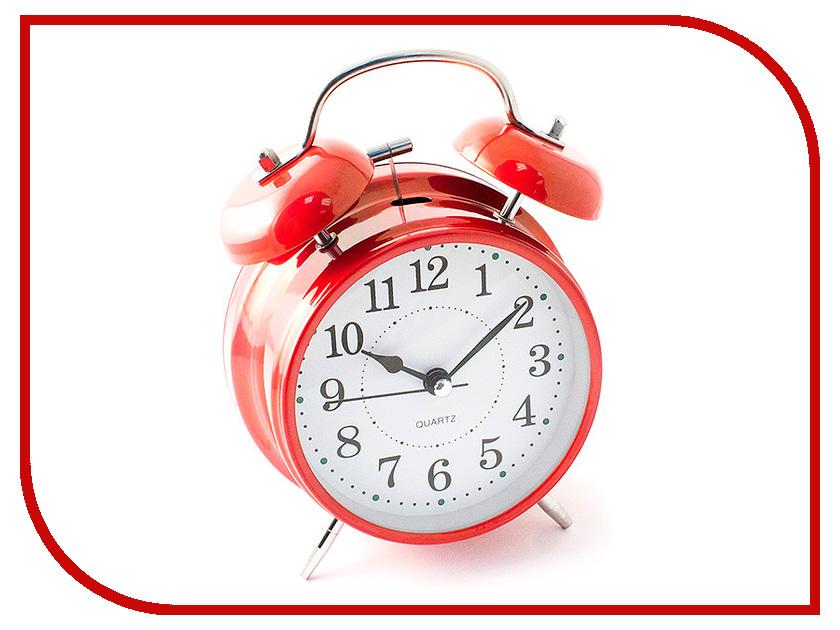 Часы настольные Эврика 97495 Red