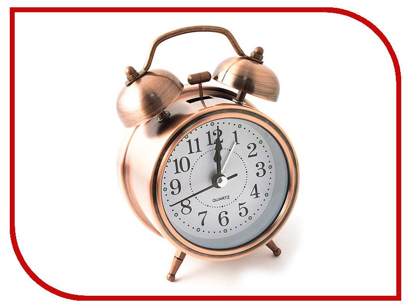 Часы Эврика 97497 часы эврика античасы классика белая стеклянные