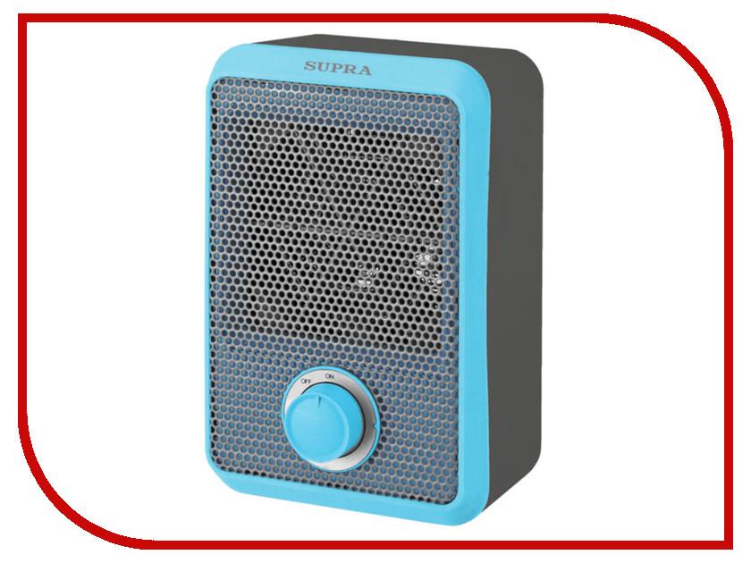 Тепловентилятор SUPRA TVS-F08 Grey-Blue<br>