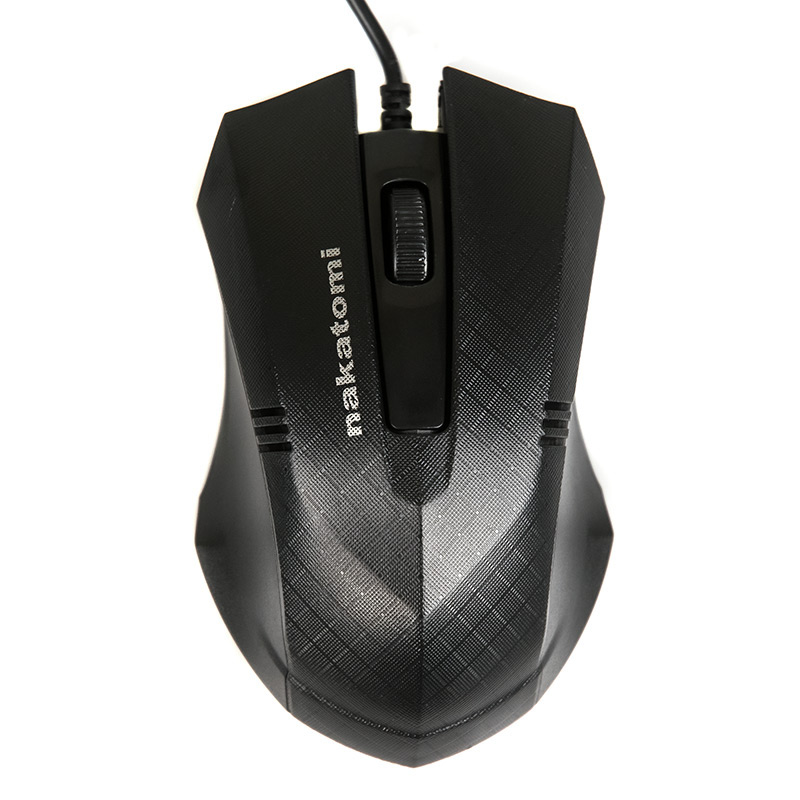 Мышь Nakatomi MON-04U Black USB