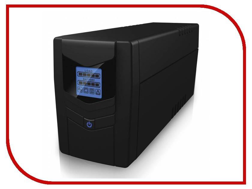 Источник бесперебойного питания Ippon Back Power Pro LCD Euro 600<br>