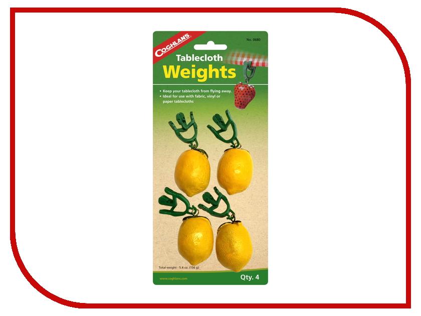 Грузики для скатерти Coghlans 0680 Лимон