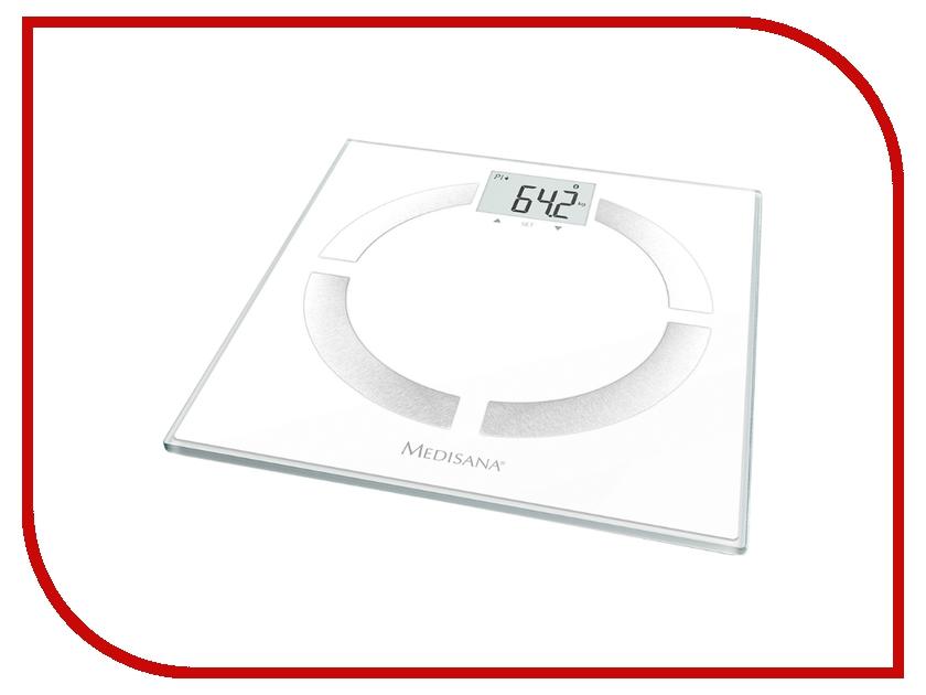 Весы напольные Medisana BS-444 весы medisana ecomed bs 70e
