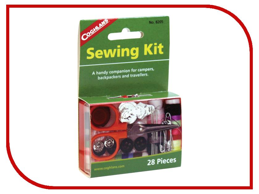 Швейный набор Coghlans 8205 средство защиты из сетки coghlans deluxe head net 9360