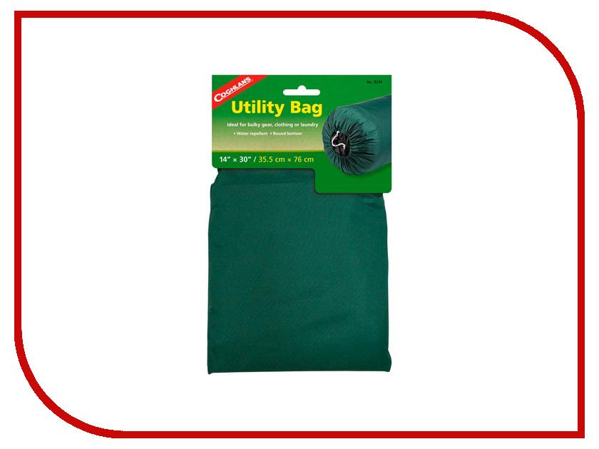 Нейлоновый мешок Coghlans 8230 35.5х76см Green средство защиты из сетки coghlans deluxe head net 9360