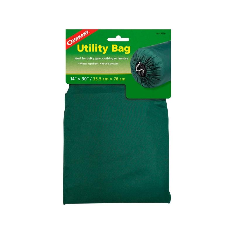 Нейлоновый мешок Coghlans 8230 35.5х76см Green цена 2017
