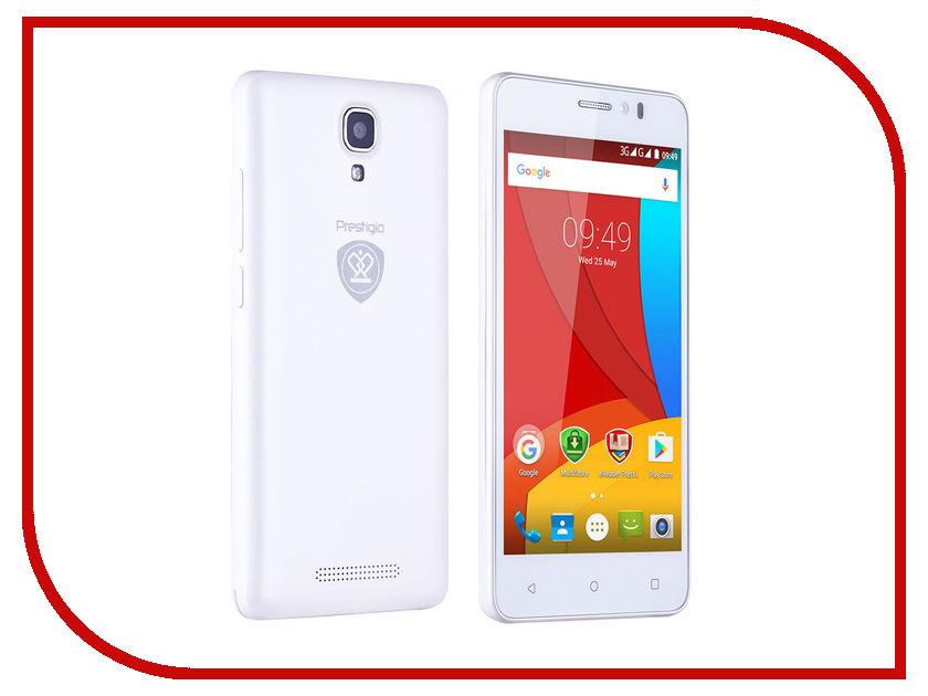 Сотовый телефон Prestigio Muze K5 PSP5509 White<br>