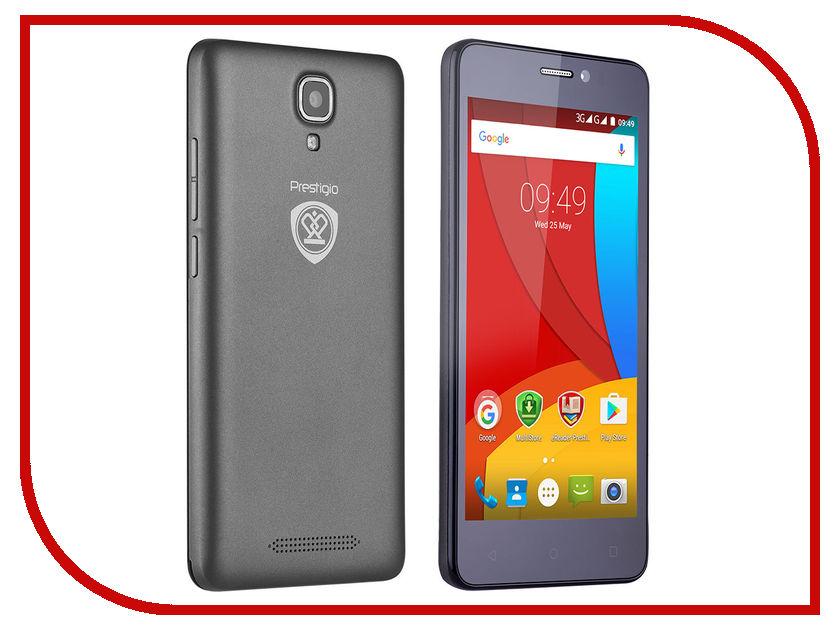 Сотовый телефон Prestigio Muze K5 PSP5509 Grey<br>