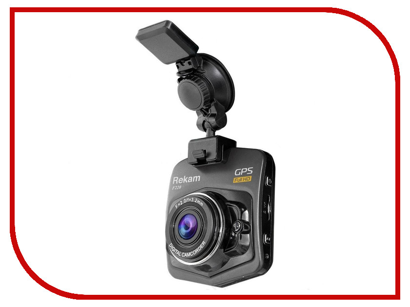 Видеорегистратор Rekam F220<br>