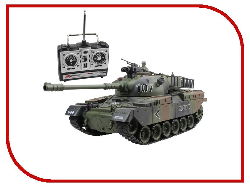 Радиоуправляемая игрушка Zhorya Танк Х75057