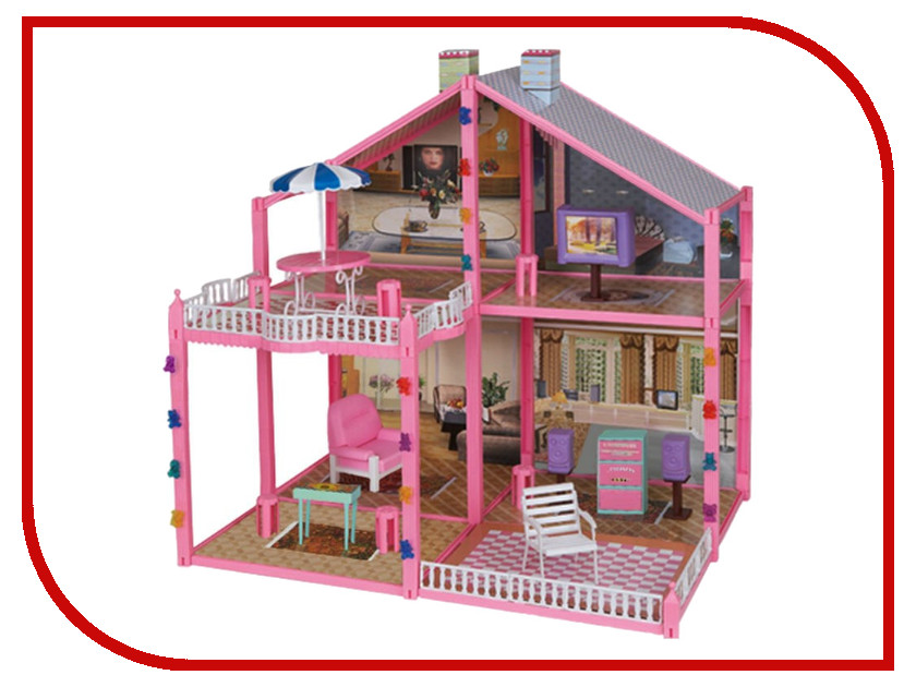 Игра 1Toy Дом для кукол Т51874