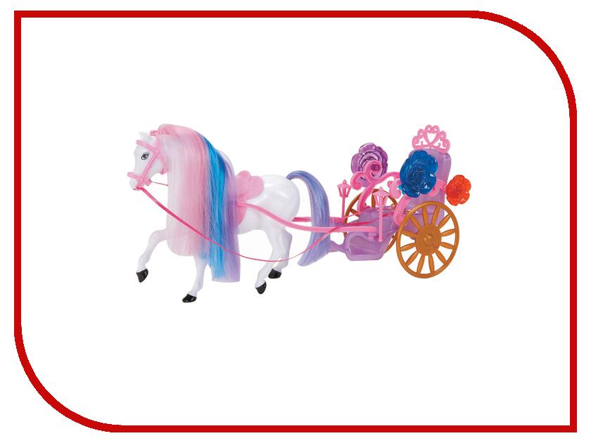 Игра 1Toy Карета с лошадью для кукол Т53235<br>