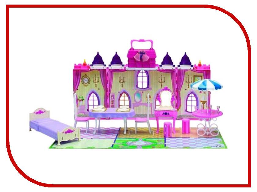 Игра 1Toy Красотка Замок для кукол Колокольчик Т56583