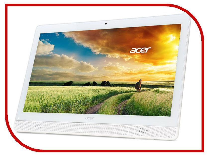 Моноблок Acer Aspire Z1-612 DQ.B2QER.004 Intel Pentium N3700 1.6 GHz/4096Mb/500Gb/Intel HD Graphics/DVD-RW/Gigabit Ethernet/Wi-Fi/Bluetooth/19.5/1600x900/DOS